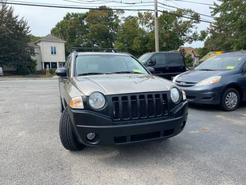 2007 Jeep Compass for sale at Auto Gallery in Taunton MA