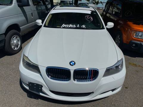 2010 BMW 3 Series for sale at Polonia Auto Sales and Service in Hyde Park MA