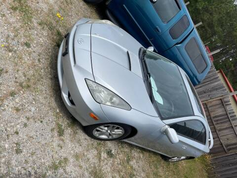 2004 Toyota Celica for sale at AUTO LANE INC in Henrico NC