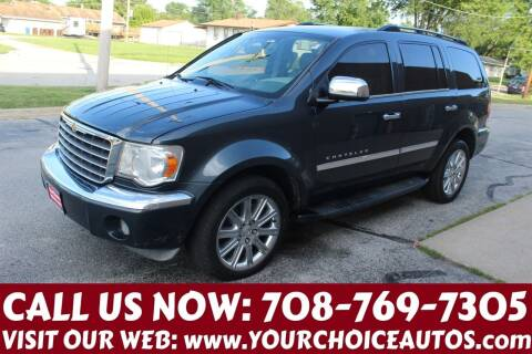 2008 Chrysler Aspen for sale at Your Choice Autos in Posen IL