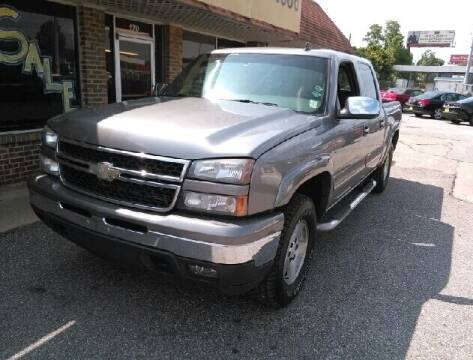 2007 Chevrolet Silverado 1500 Classic for sale at Best Buy Autos in Mobile AL