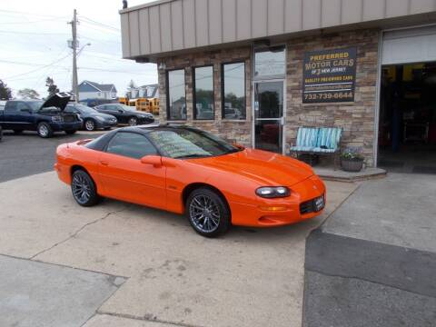 2001 Chevrolet Camaro for sale at Preferred Motor Cars of New Jersey in Keyport NJ