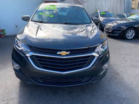 2018 Chevrolet Equinox for sale at Best Cars R Us LLC in Irvington NJ