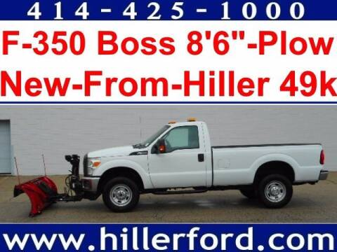 2012 Ford F-350 Super Duty for sale at HILLER FORD INC in Franklin WI
