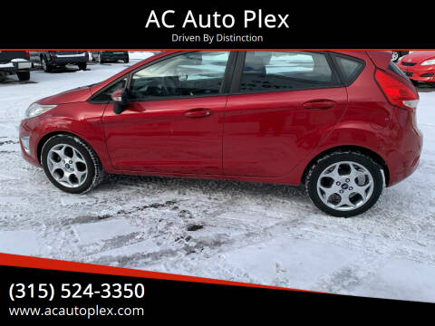 2011 Ford Fiesta for sale at AC Auto Plex in Ontario NY