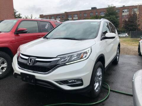 2016 Honda CR-V for sale at OFIER AUTO SALES in Freeport NY