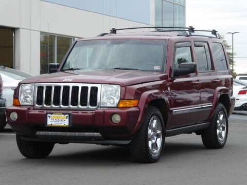 2007 Jeep Commander for sale at Loudoun Motor Cars in Chantilly VA