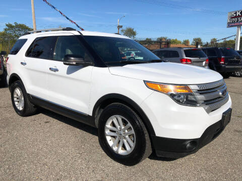2015 Ford Explorer for sale at SKY AUTO SALES in Detroit MI