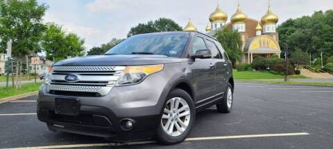 2013 Ford Explorer for sale at Car Leaders NJ, LLC in Hasbrouck Heights NJ