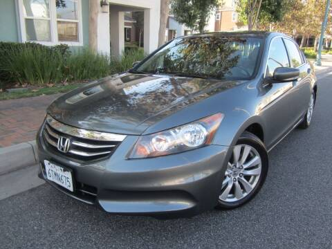 2011 Honda Accord for sale at PREFERRED MOTOR CARS in Covina CA