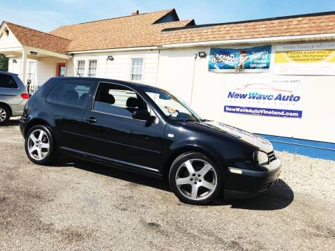 2002 Volkswagen GTI for sale at New Wave Auto of Vineland in Vineland NJ