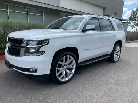 2015 Chevrolet Tahoe for sale at San Diego Auto Solutions in Escondido CA