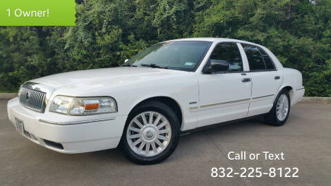 2010 Mercury Grand Marquis for sale at Houston Auto Preowned in Houston TX