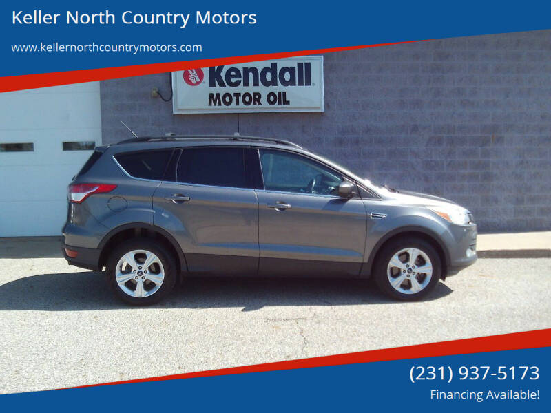 2013 Ford Escape for sale at Keller North Country Motors in Howard City MI