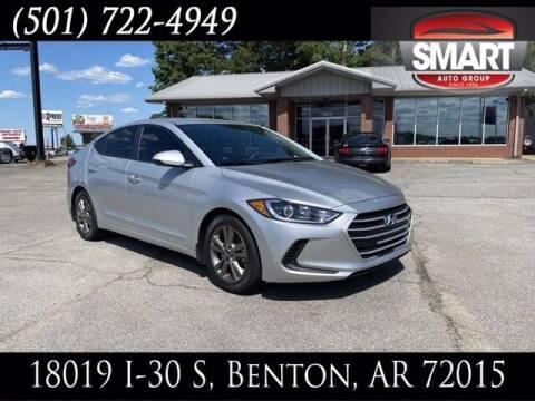 2018 Hyundai Elantra for sale at Smart Auto Sales of Benton in Benton AR