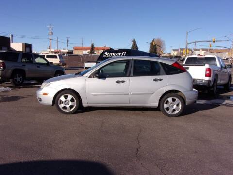 2007 Ford Focus for sale at Quality Auto City Inc. in Laramie WY