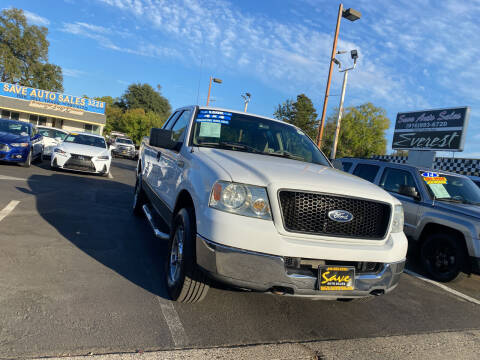 2005 Ford F-150 for sale at Save Auto Sales in Sacramento CA