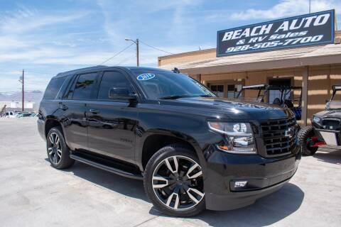 2019 Chevrolet Tahoe for sale at Beach Auto and RV Sales in Lake Havasu City AZ