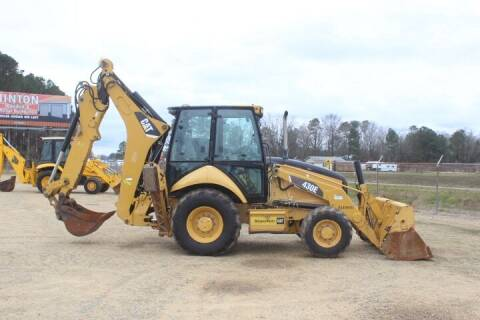2007 Caterpillar 430E for sale at Vehicle Network - Dick Smith Equipment in Goldsboro NC