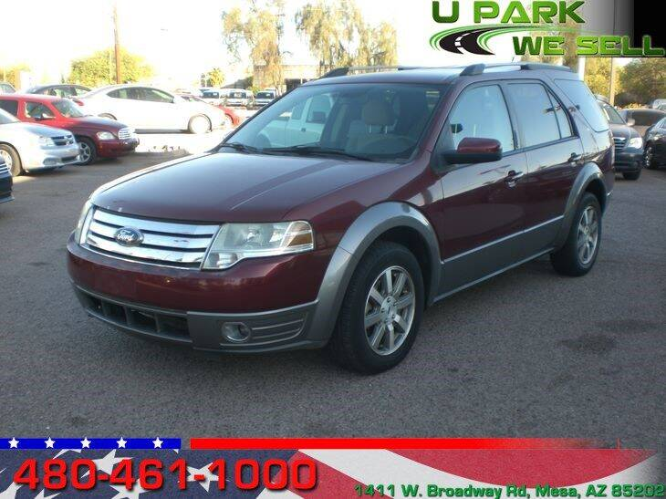 2008 Ford Taurus X for sale at UPARK WE SELL AZ in Mesa AZ