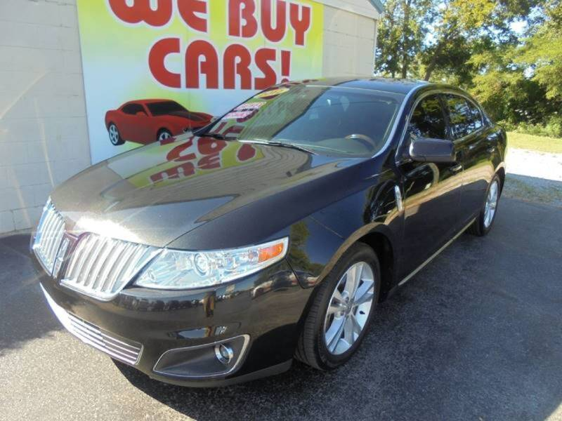 2012 Lincoln MKS for sale at Right Price Auto Sales in Murfreesboro TN