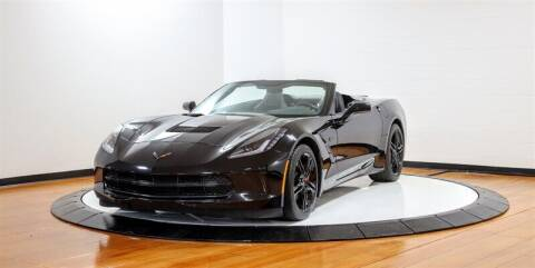 2017 Chevrolet Corvette for sale at Mershon's World Of Cars Inc in Springfield OH