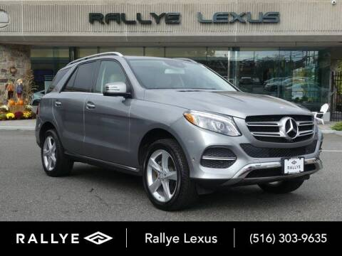 2016 Mercedes-Benz GLE for sale at RALLYE LEXUS in Glen Cove NY