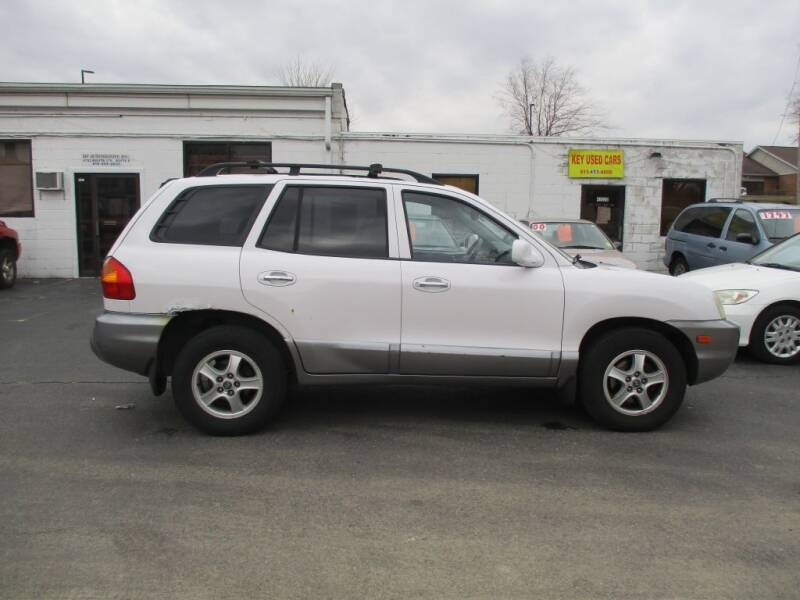 2003 Hyundai Santa Fe for sale at KEY USED CARS LTD in Crystal Lake IL