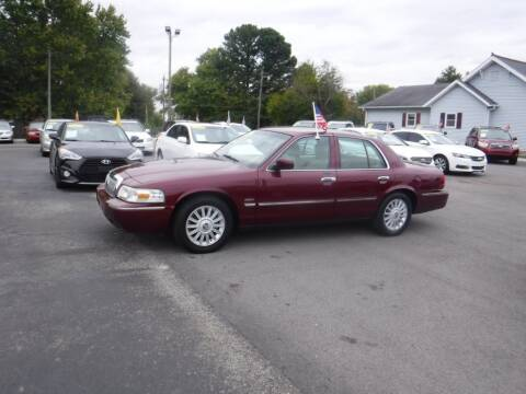 2011 Mercury Grand Marquis for sale at Rob Co Automotive LLC in Springfield TN