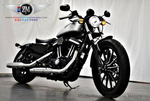 2015 Harley-Davidson Sportster for sale at ZONE MOTORS in Addison IL