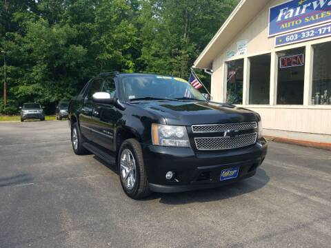 2011 Chevrolet Avalanche for sale at Fairway Auto Sales in Rochester NH