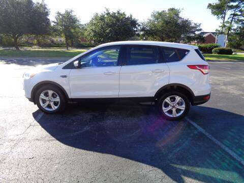 2016 Ford Escape for sale at BALKCUM AUTO INC in Wilmington NC