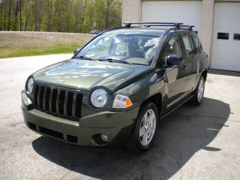 2007 Jeep Compass for sale at Route 111 Auto Sales in Hampstead NH