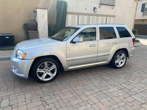 2007 Jeep Grand Cherokee for sale at California Motor Cars in Covina CA