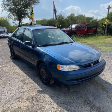 2000 Toyota Corolla for sale at C.J. AUTO SALES llc. in San Antonio TX