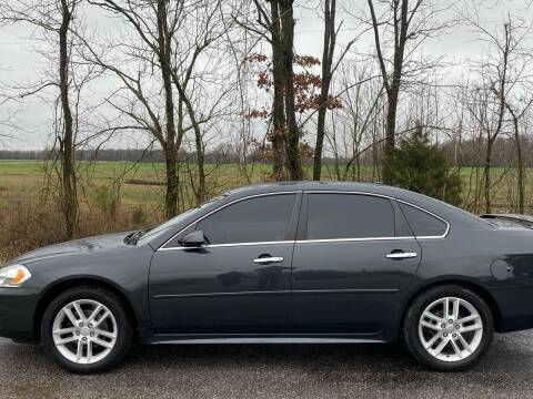2014 Chevrolet Impala Limited for sale at RAYBURN MOTORS in Murray KY