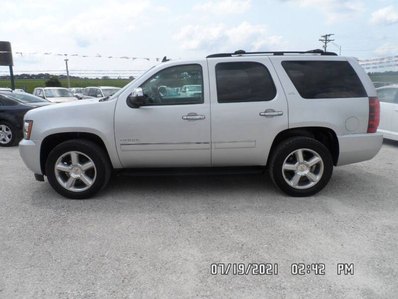 2012 Chevrolet Tahoe for sale at Town and Country Motors in Warsaw MO