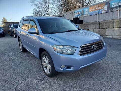 2009 Toyota Highlander for sale at Fortier's Auto Sales & Svc in Fall River MA