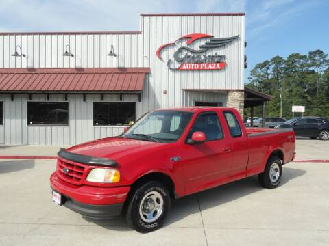 2002 Ford F-150 for sale at Grantz Auto Plaza LLC in Lumberton TX