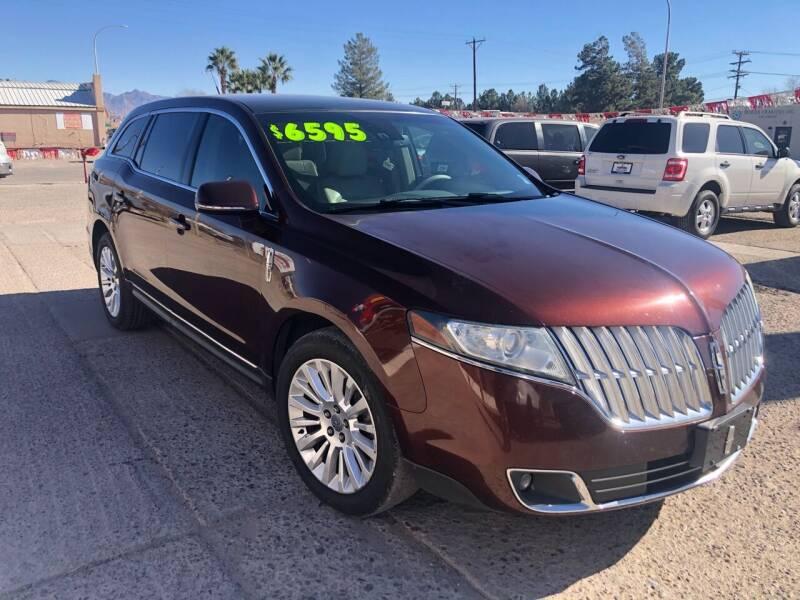 2010 Lincoln MKT for sale at Senor Coche Auto Sales in Las Cruces NM