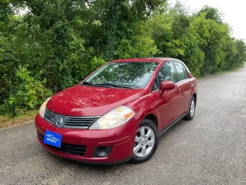 2007 Nissan Versa for sale at Hatimi Auto LLC in Austin TX
