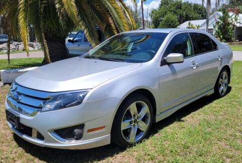 """2010 Ford Fusion for sale at WHEELS """"R"""" US 2017 LLC in Hudson FL"""