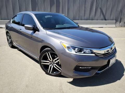 2017 Honda Accord for sale at Planet Cars in Berkeley CA