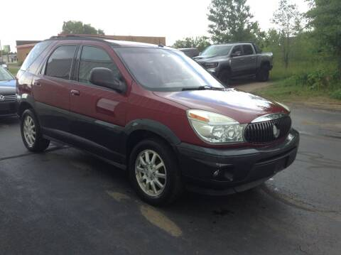 2005 Buick Rendezvous for sale at Bruns & Sons Auto in Plover WI