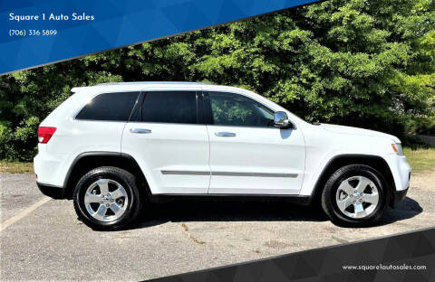 2013 Jeep Grand Cherokee for sale at Square 1 Auto Sales - Commerce in Commerce GA