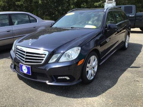 2011 Mercedes-Benz E-Class for sale at Willow Street Motors in Hyannis MA