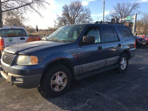 2005 Ford Expedition for sale at COLT MOTORS in Saint Louis MO