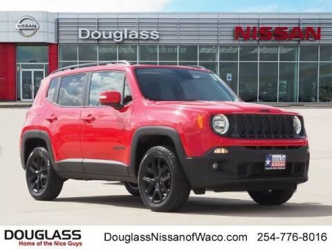 2018 Jeep Renegade for sale at Douglass Automotive Group - Douglas Nissan in Waco TX