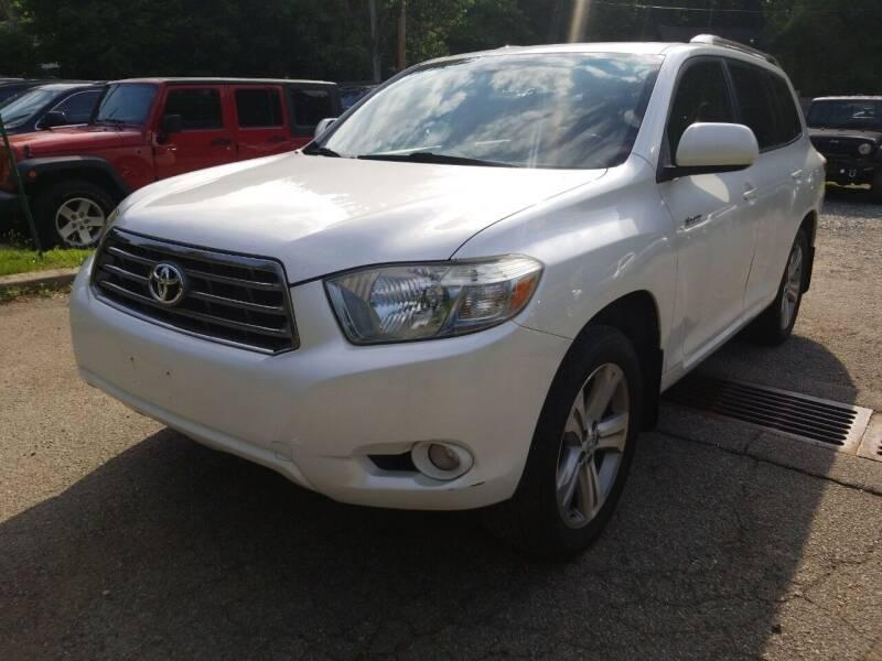 2008 Toyota Highlander for sale at AMA Auto Sales LLC in Ringwood NJ