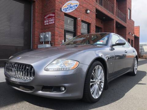 2010 Maserati Quattroporte for sale at The Car Guys in Staten Island	 NY